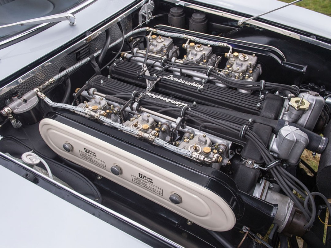 DLEDMV - Lamborghini 350 GT  - 16