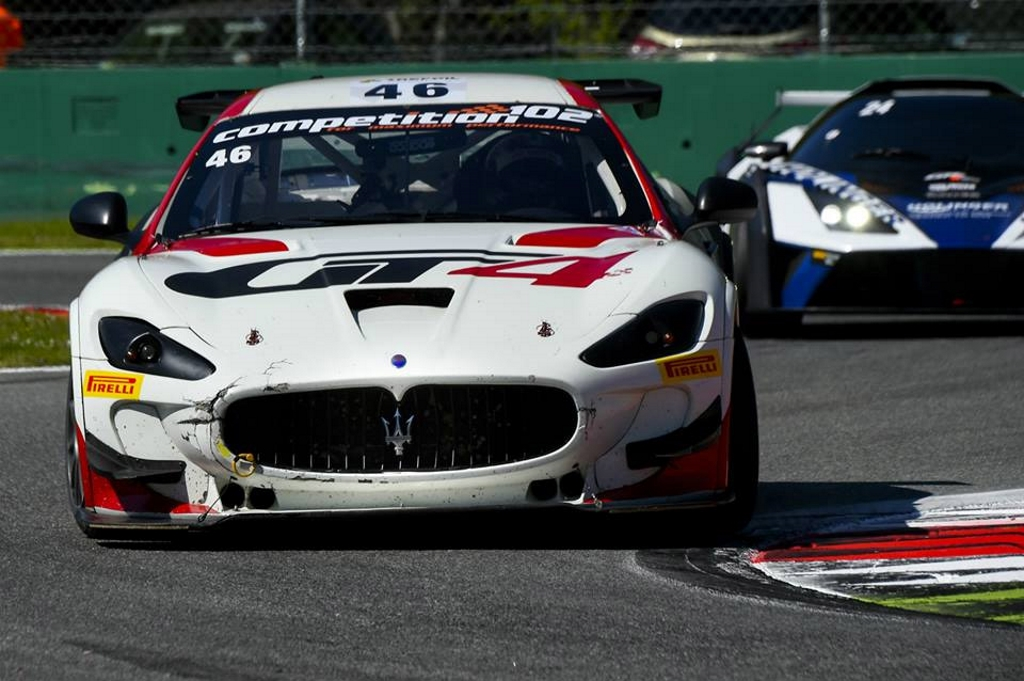 DLEDMV Maserati granturismo GT4 01