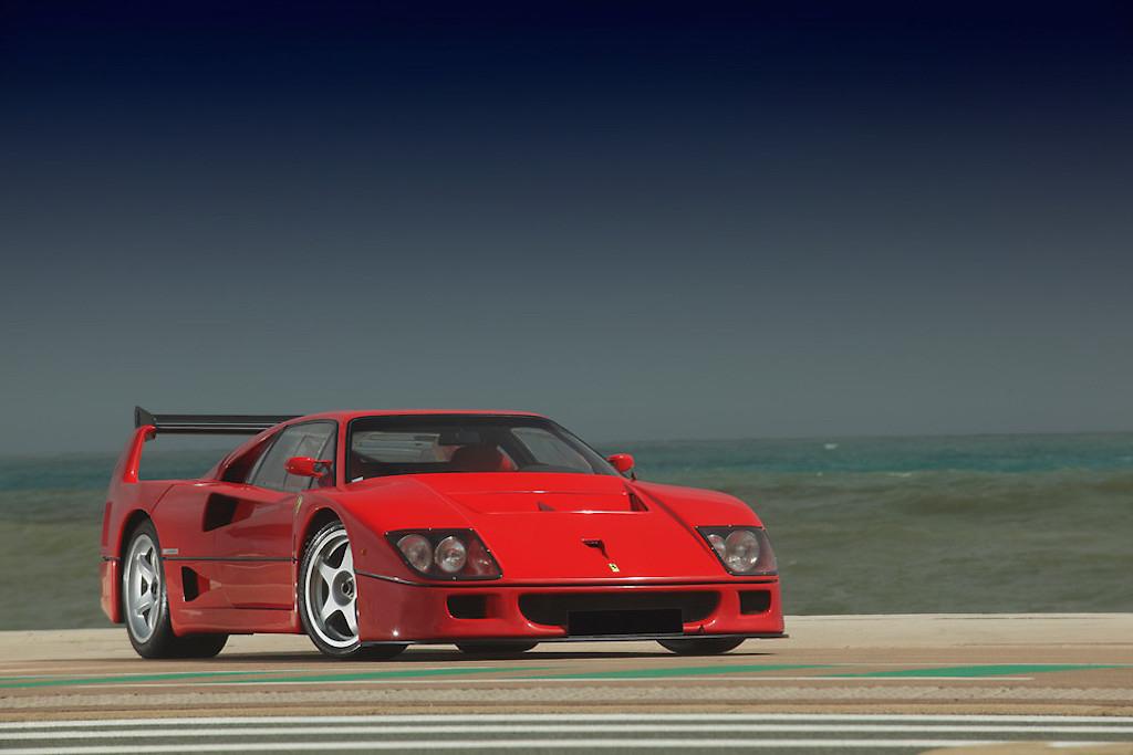DLEDMV - Ferrari F40LM Engine SOund - 04