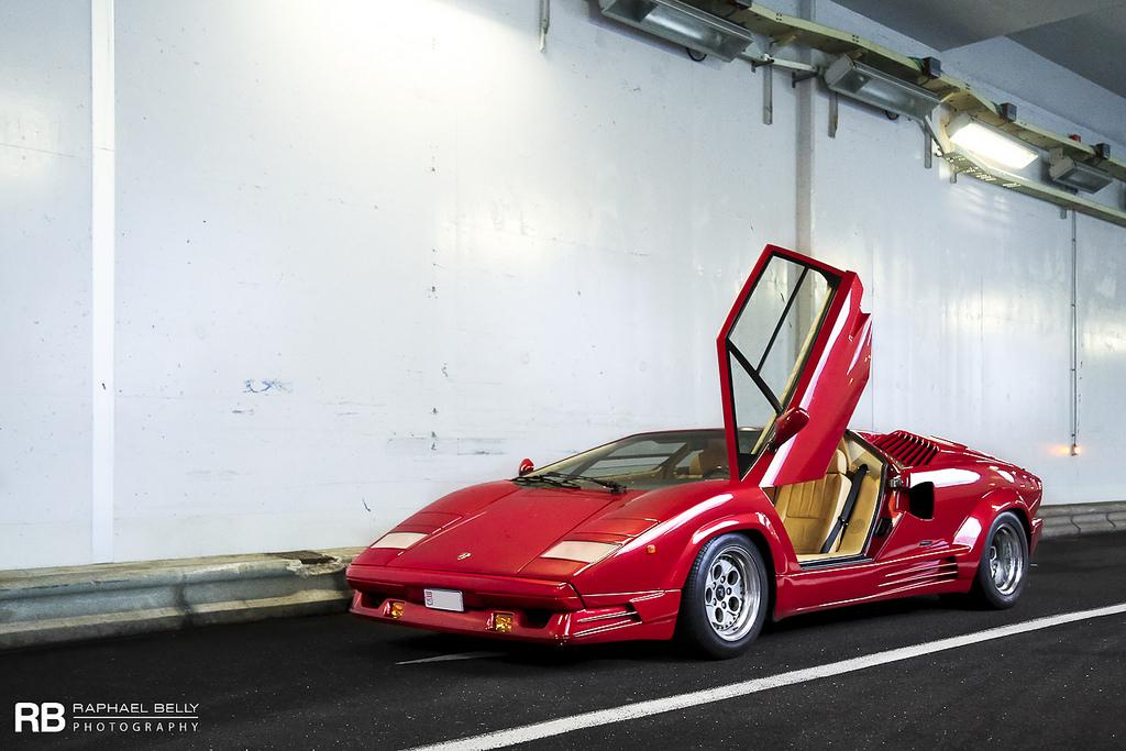 DLEDMV - Lamborghini Countach 25th - 03