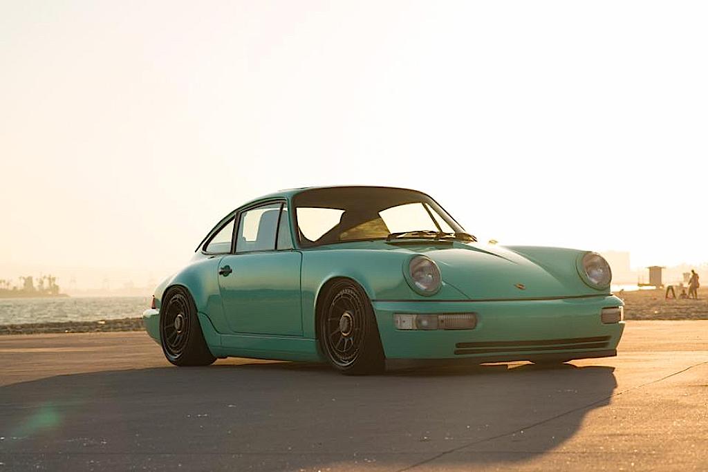 DLEDMV - Porsche 964 Rotiform Peppermint - 03
