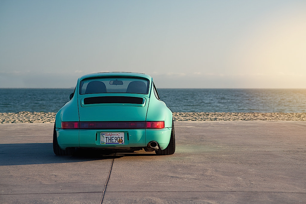 DLEDMV - Porsche 964 Rotiform Peppermint - 09