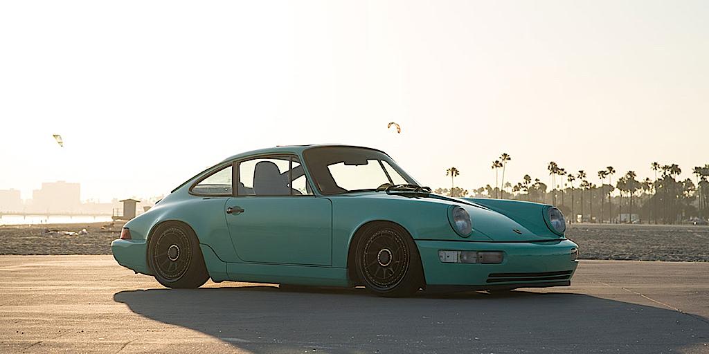 DLEDMV - Porsche 964 Rotiform Peppermint - 10