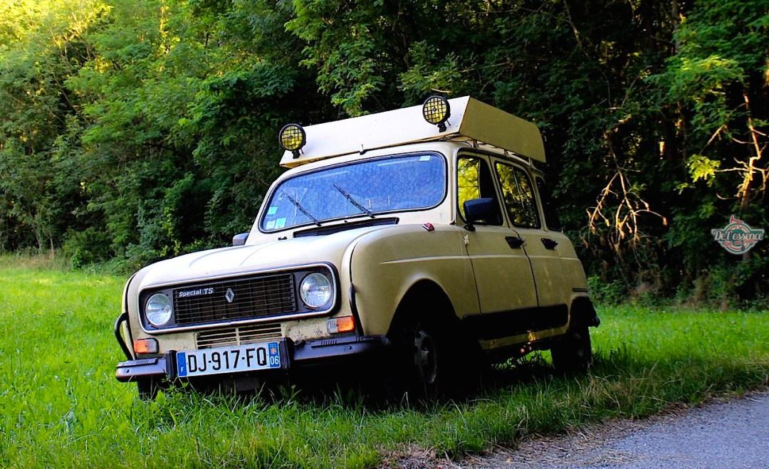 DLEDMV - Renault 4L trophy  - 09