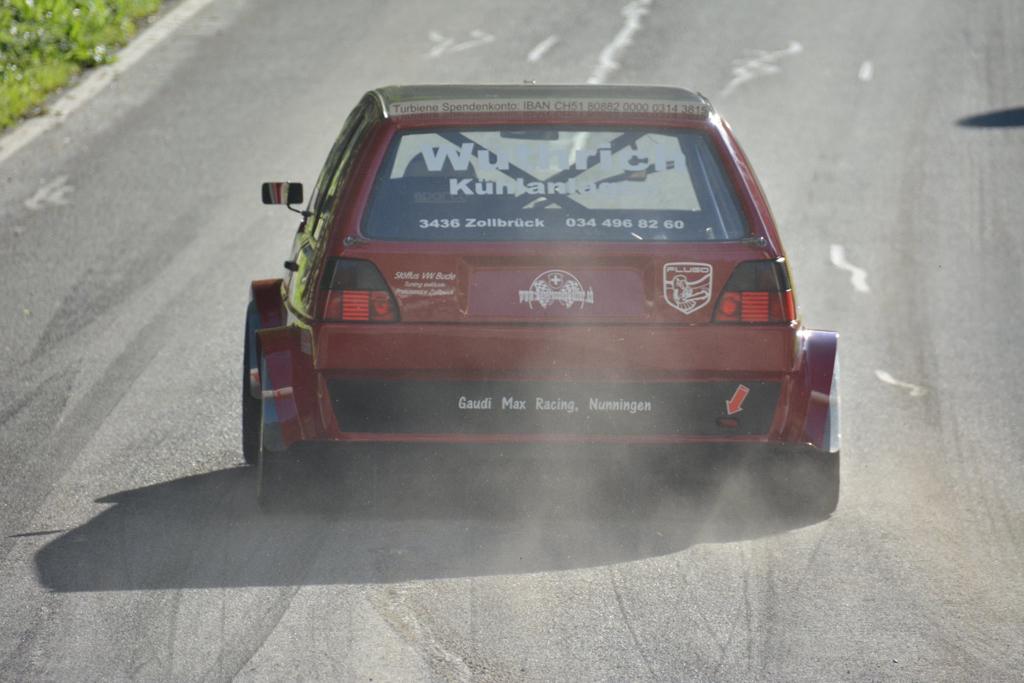 DLEDMV - VW GOlf 2 Biturbo 4x4 hillclimb - 07