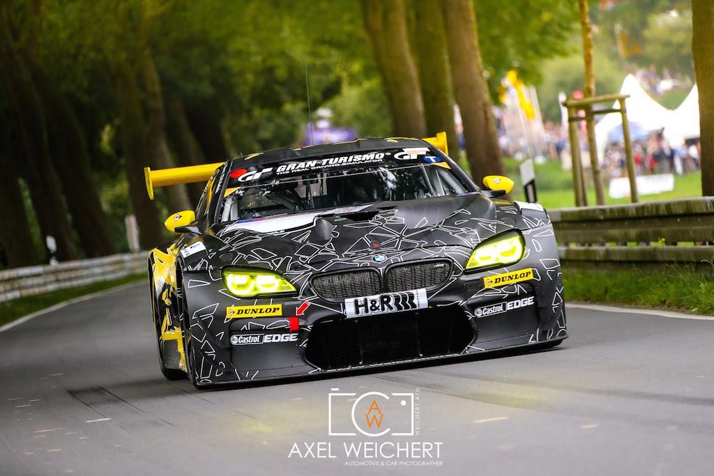 DLEDMV - BMW M6 GT3 Hillclimb -03