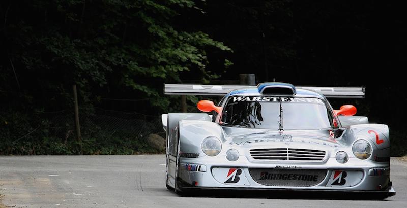 DLEDMV - Mercedes CLK GTR #1 -02
