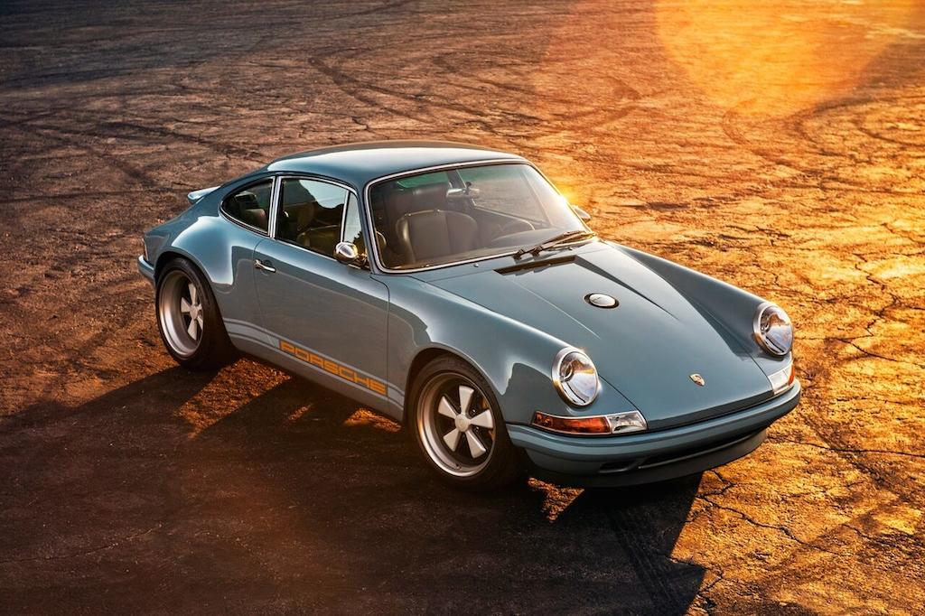 DLEDMV - Porsche 911 Singer Florida Speed - 05