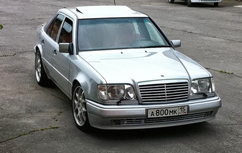 DLEDMV - Mercedes 500E Moscow -01