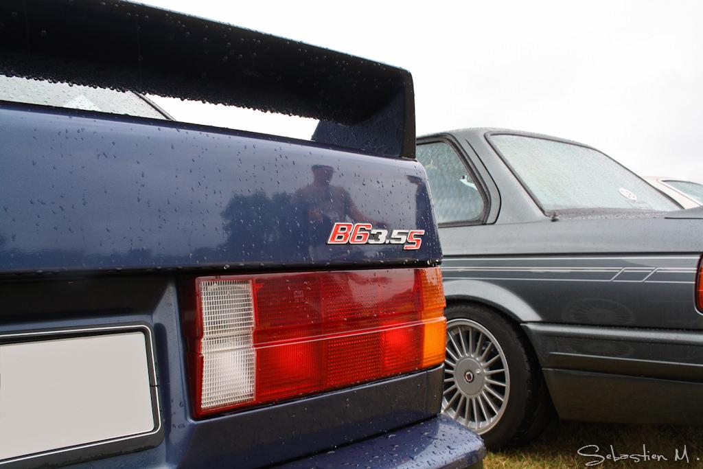 Alpina B6 3.5S... La M3 E30 revue par Buchloe ! 21