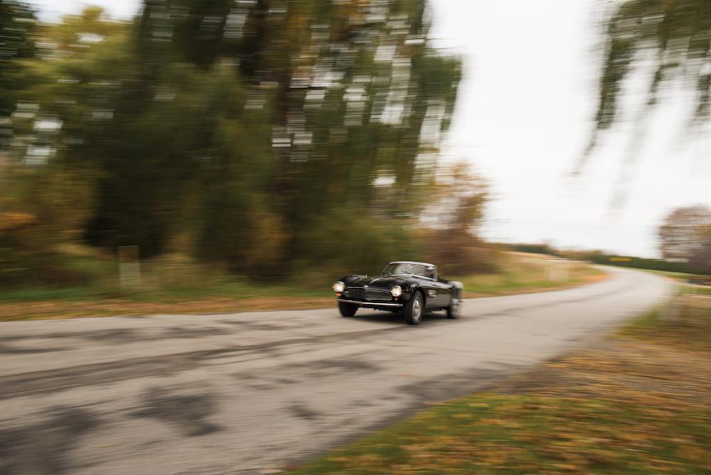 BMW 507... Merci Max ! 59