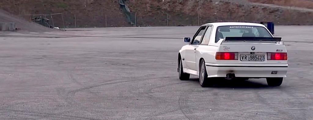 Embarquez en BMW M3 E30 sur son territoire... 14