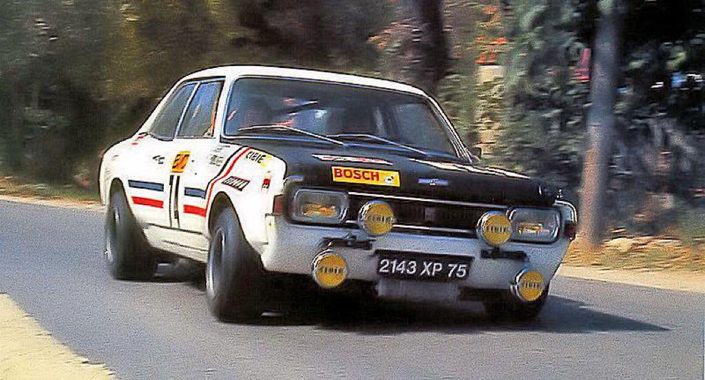 Jean Ragnotti en Clio Maxi... Show Time ! 23