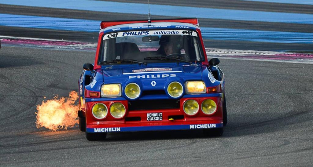 Jean Ragnotti en Clio Maxi... Show Time ! 24