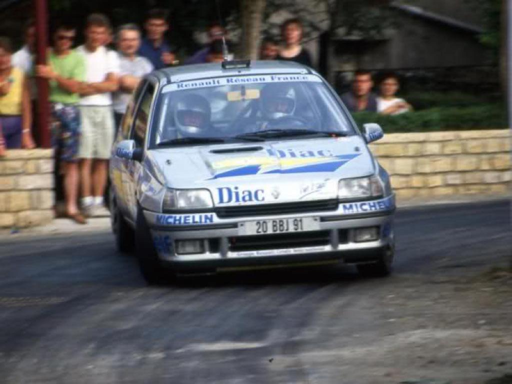 Jean Ragnotti en Clio Maxi... Show Time ! 25