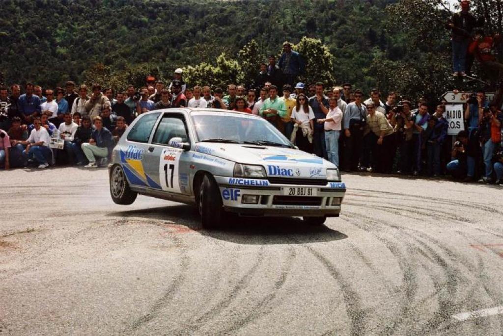 Jean Ragnotti en Clio Maxi... Show Time ! 26
