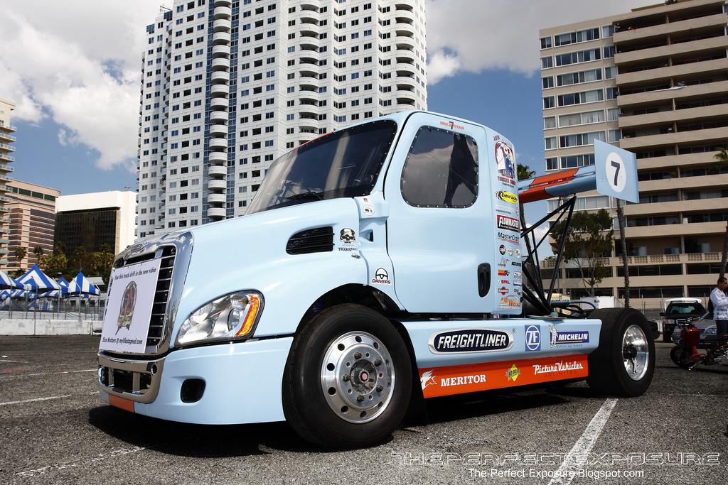 Size Matters... Drift XXL en Freightliner 15