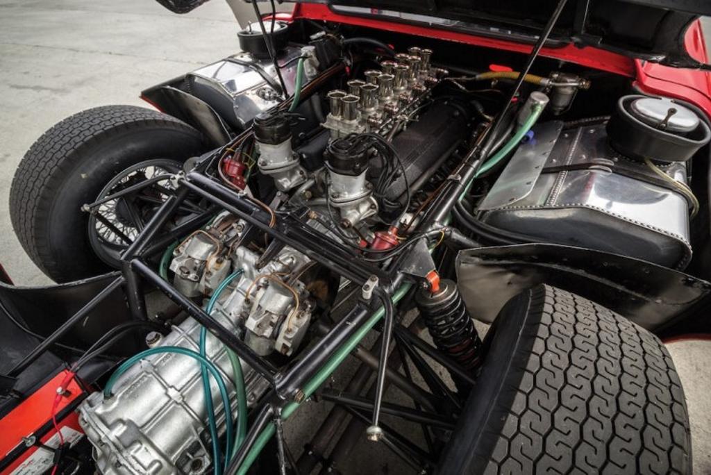 Ferrari 250 LM - La Malchanceuse... 29