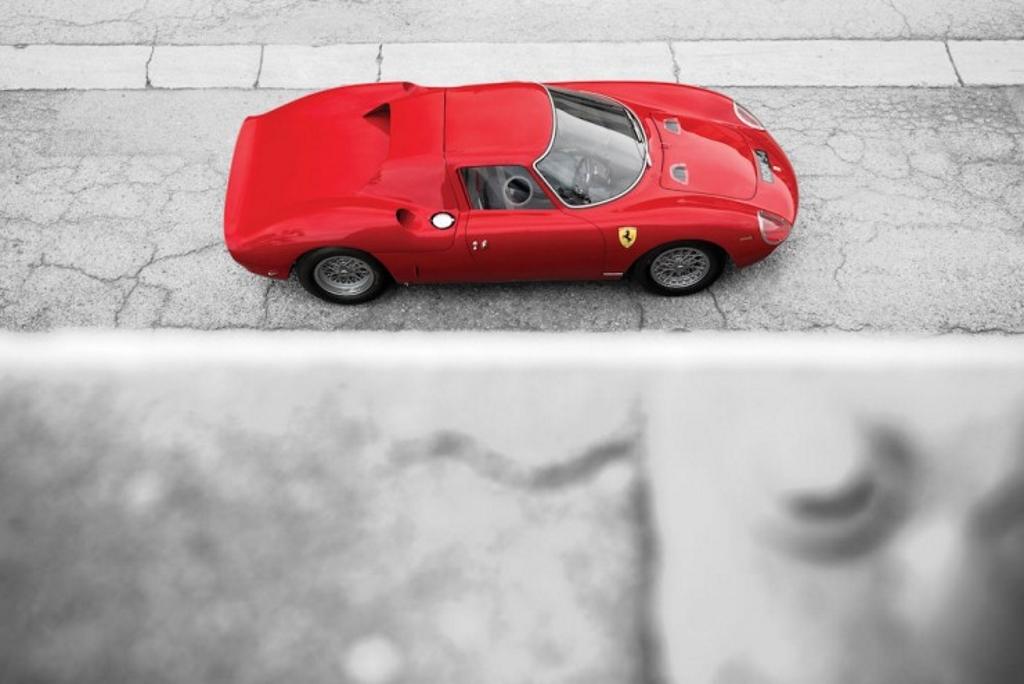 Ferrari 250 LM - La Malchanceuse... 27