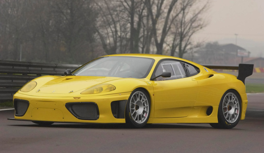 Engine Sound : Ferrari 360 GTC - Vocalises... 12