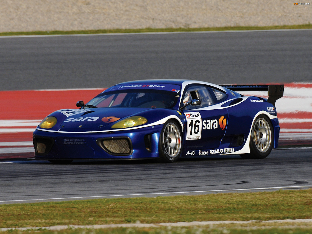 Engine Sound : Ferrari 360 GTC - Vocalises... 11
