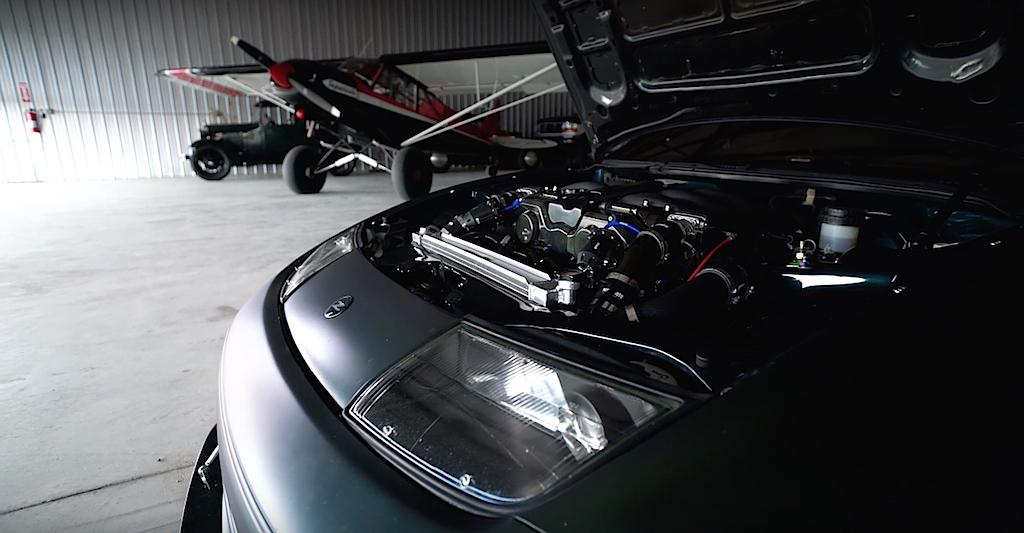 """""""The noworyZ""""... Une Nissan Z32 de pilote ! 16"""