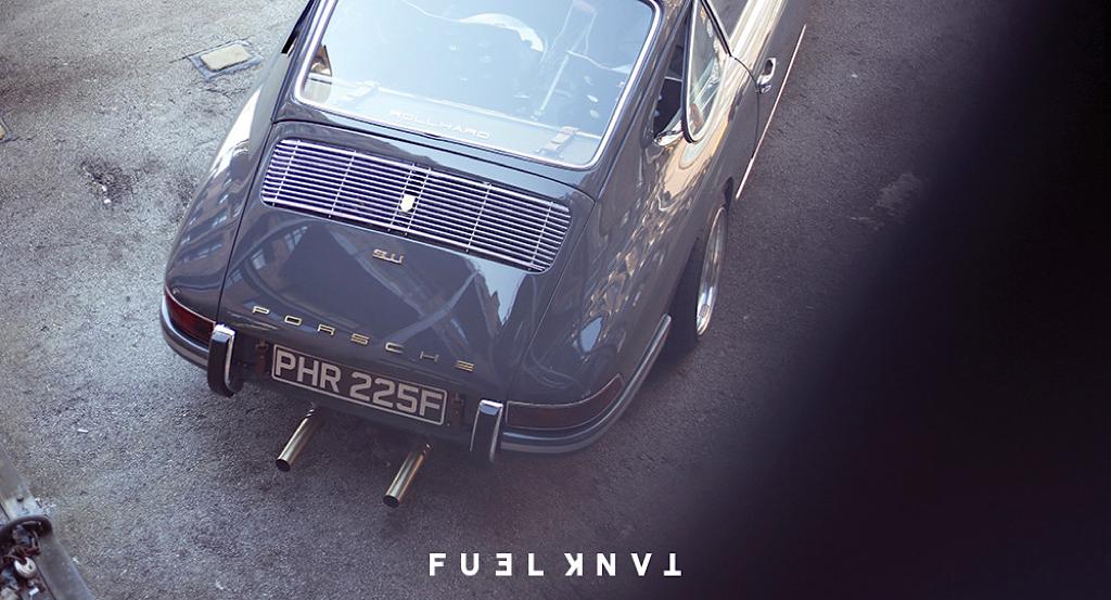 '68 Porsche 911 T Custom... London Outlaw ! 44