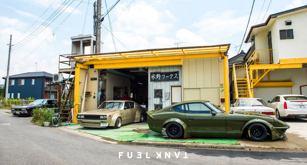 Mizuno Works - Welcome to Shakotan Land ! 24