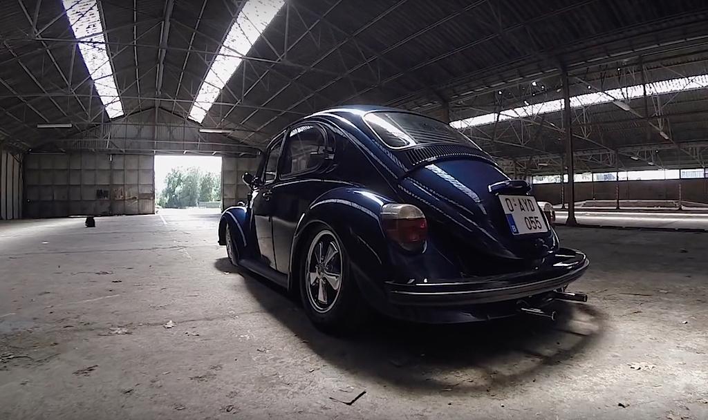 '73 Slammed VW Bug... Juste une Cox posée ! 15
