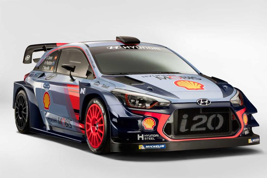 WRC 2017 : Shakedown au Monte Carlo... Comme un air de Groupe B ! 18