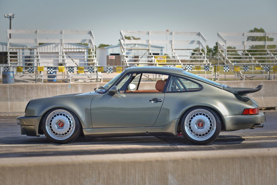 Porsche 911 RSR Replica - Laaaaaaaaarge en Bugatti ! 34