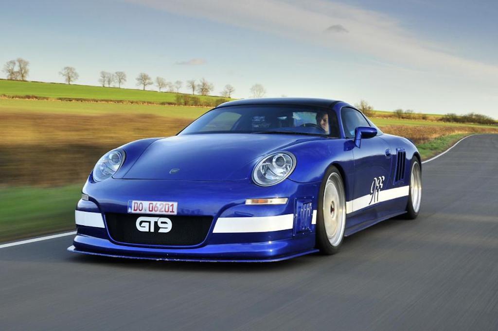 Porsche 997 GT3 RS Cup revue par 9ff... L'apocalypse ? 15