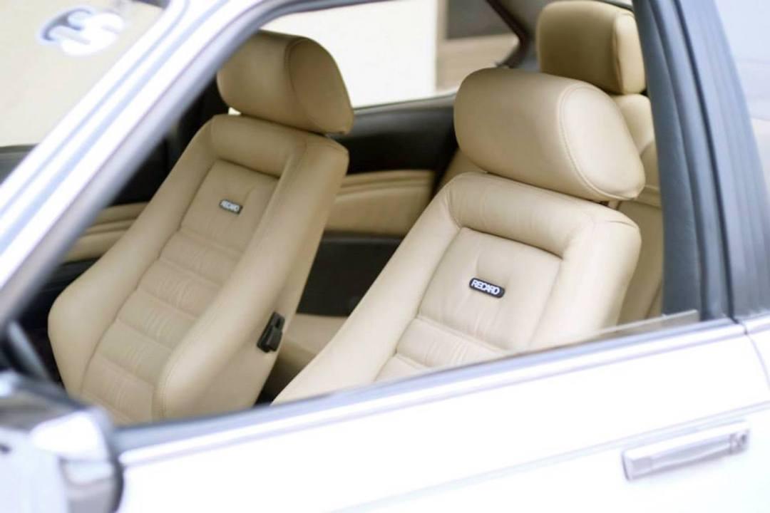 BMW E24... Le requin se chausse chez BBS ! 34