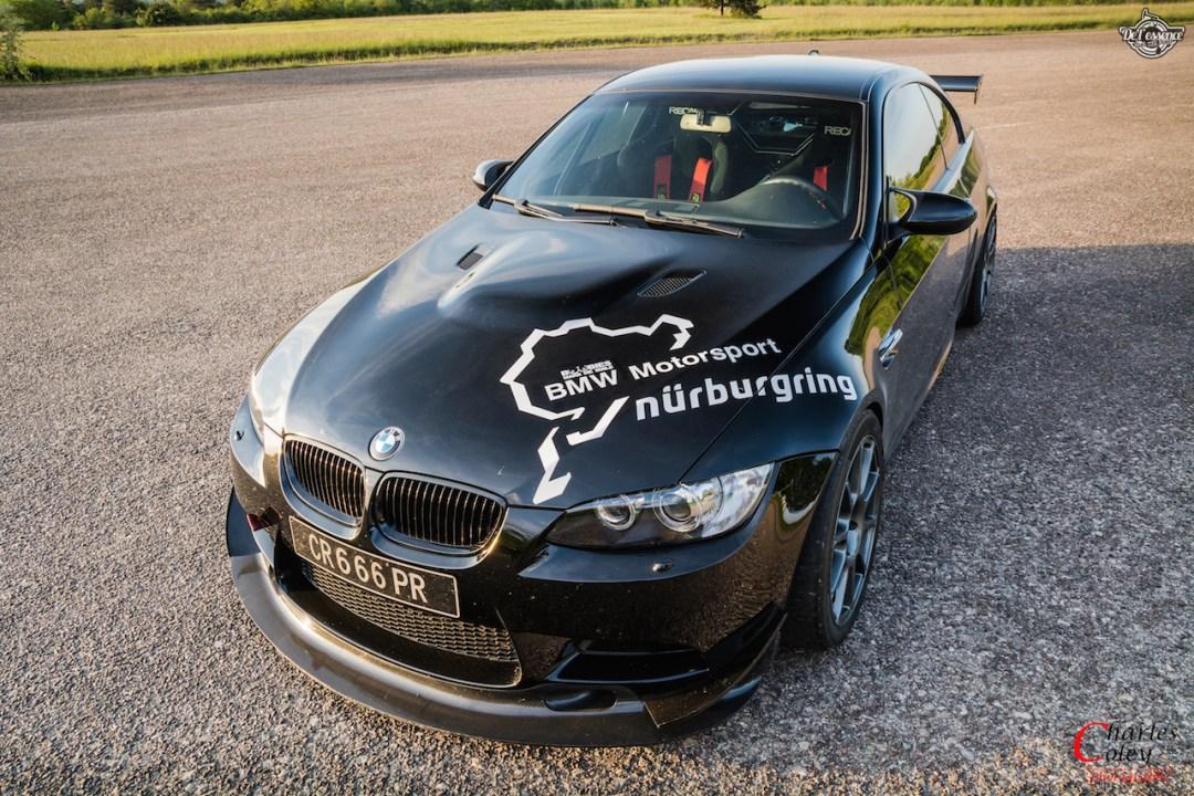 BMW M3 E92 - Der Nürburgring Machine 58