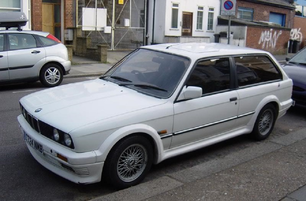 BMW E30 Sport Touring Luchjenbroers - Bricolage d'orfèvre ! 32