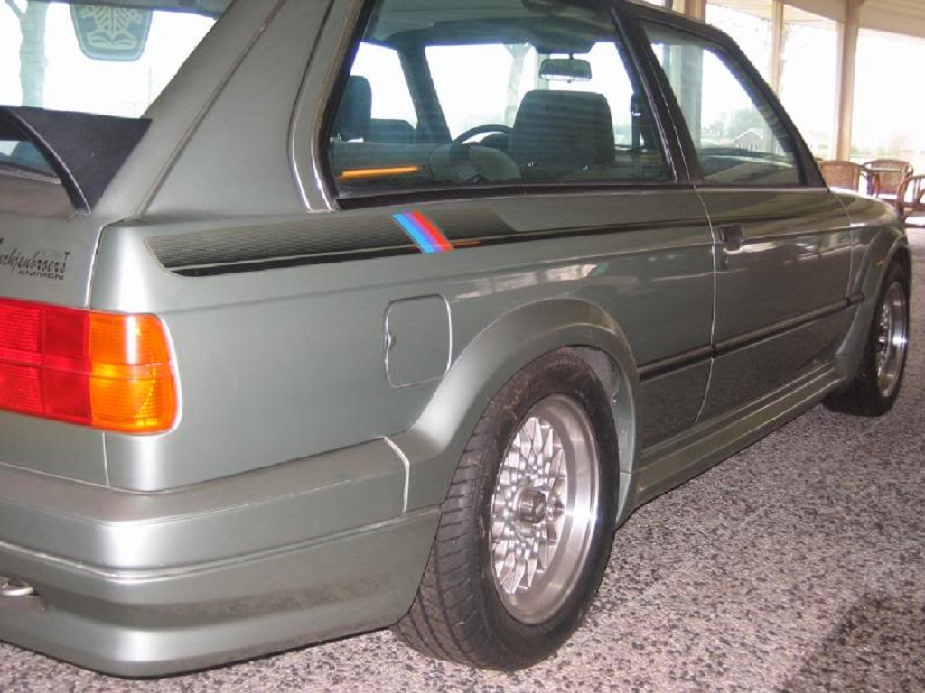 BMW E30 Sport Touring Luchjenbroers - Bricolage d'orfèvre ! 30