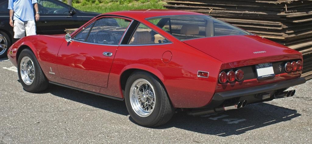 Ferrari 365 GTC/4 - La Fausse Jumelle... 11