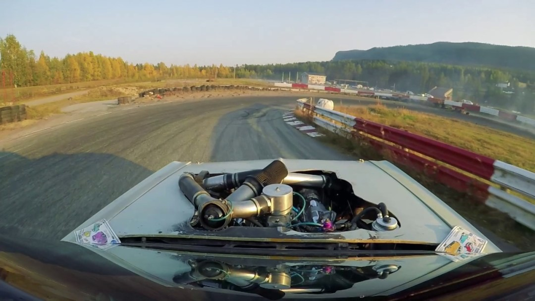 Chevy Impala '64 - Drifteuse Improbable ! 15