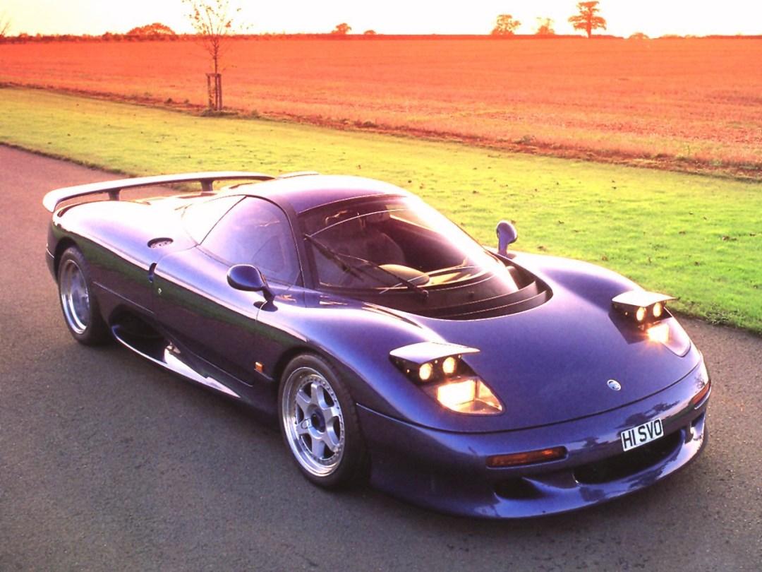 Jaguar XJR15 : De la piste à la route... 37