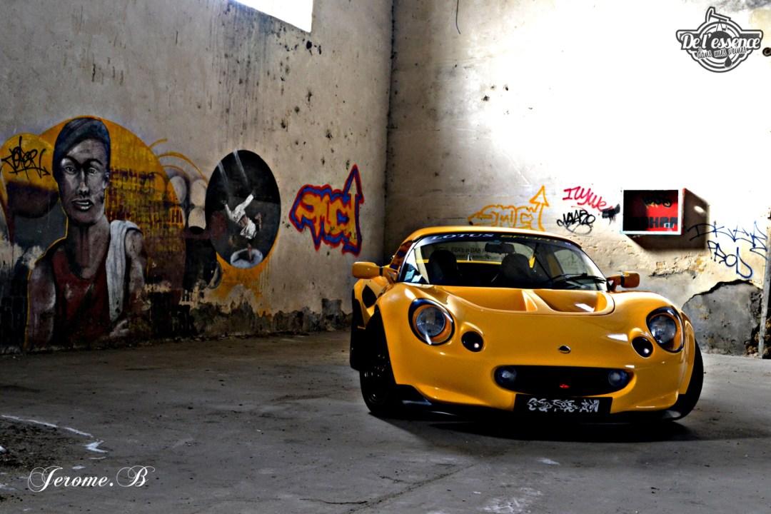 Lotus Elise Swap K20 - Citron pressé ! 36
