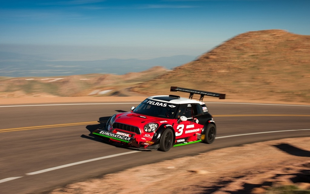 Hillclimb Monsters - Mini Pikes Peak : MaxiMini ! 15