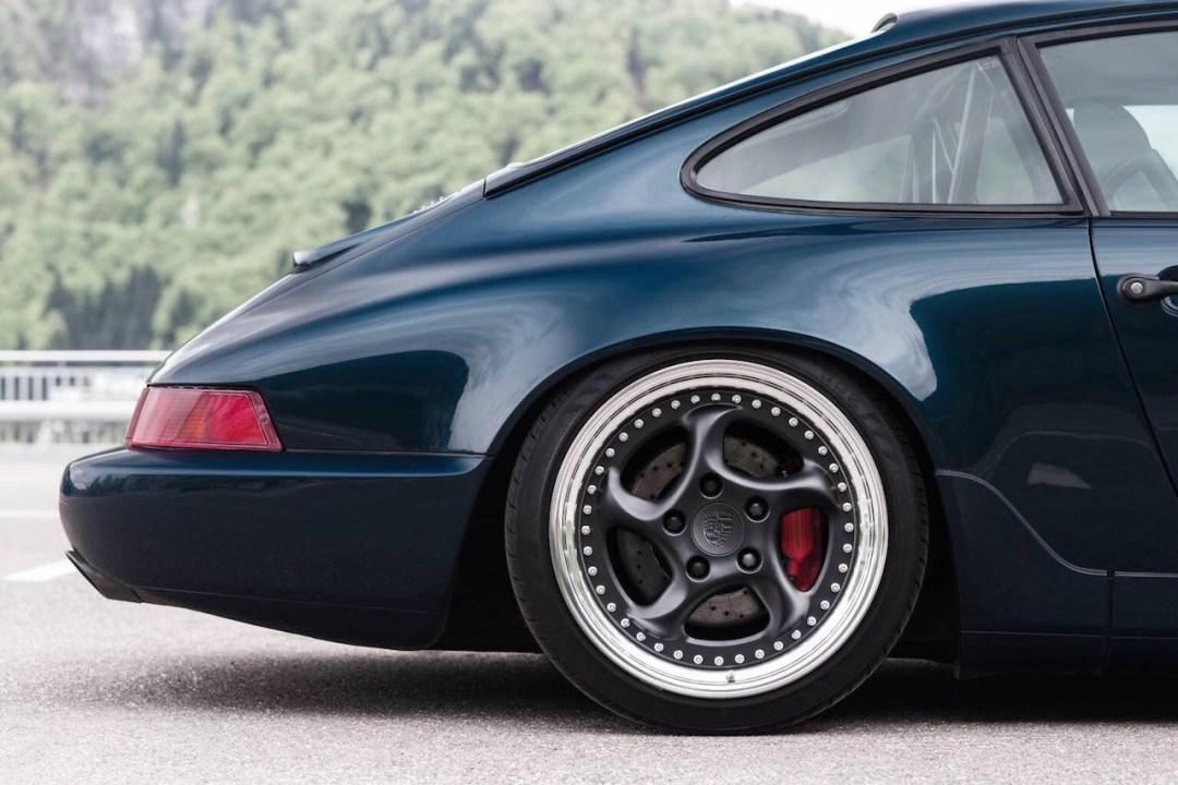 Porsche 964 Carrera RS... L'amazone ! 3