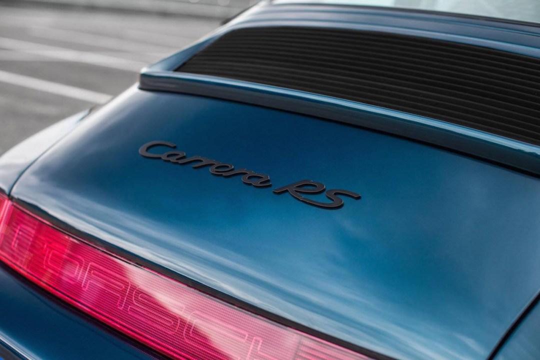 Porsche 964 Carrera RS... L'amazone ! 4