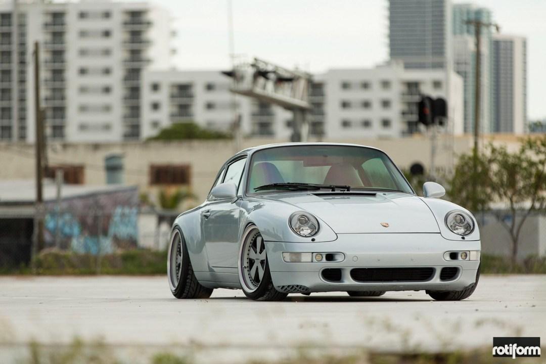 Porsche 993 Carrera S - Des BBS aux Rotiform... juste parfaite ! 35