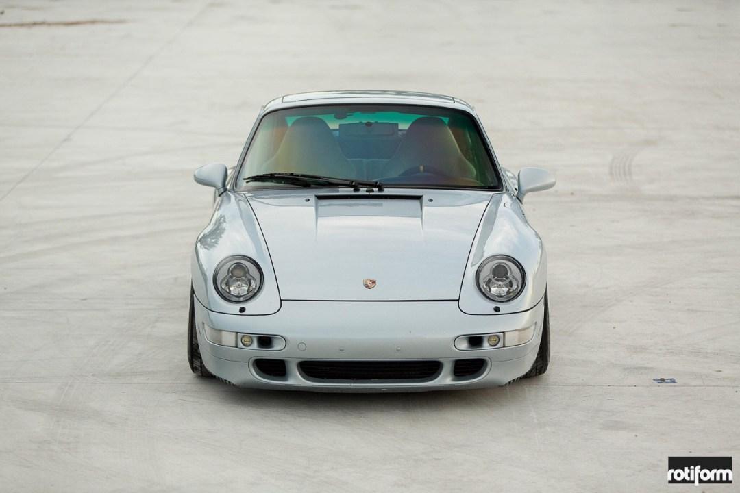 Porsche 993 Carrera S - Des BBS aux Rotiform... juste parfaite ! 31