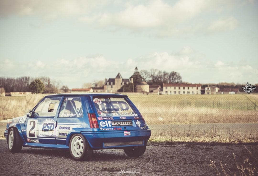 Renault 5 GT Turbo... Sans compromis ! 49