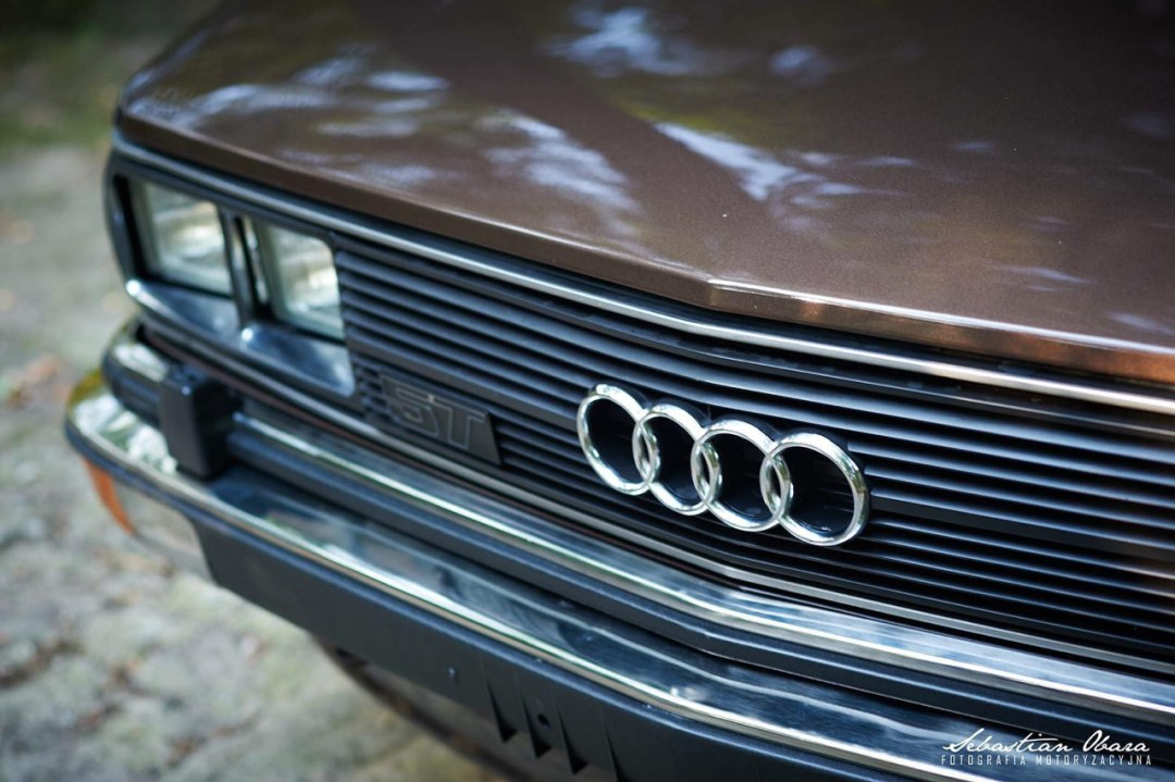 Slammed Audi 200 5T - En coussin d'air sur du BBS ! 28