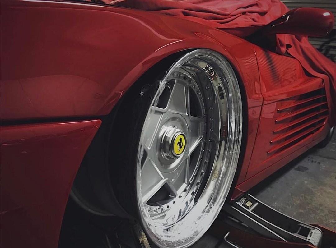 Ferrari Testarossa... Aïe, ça va encore piquer ! 47