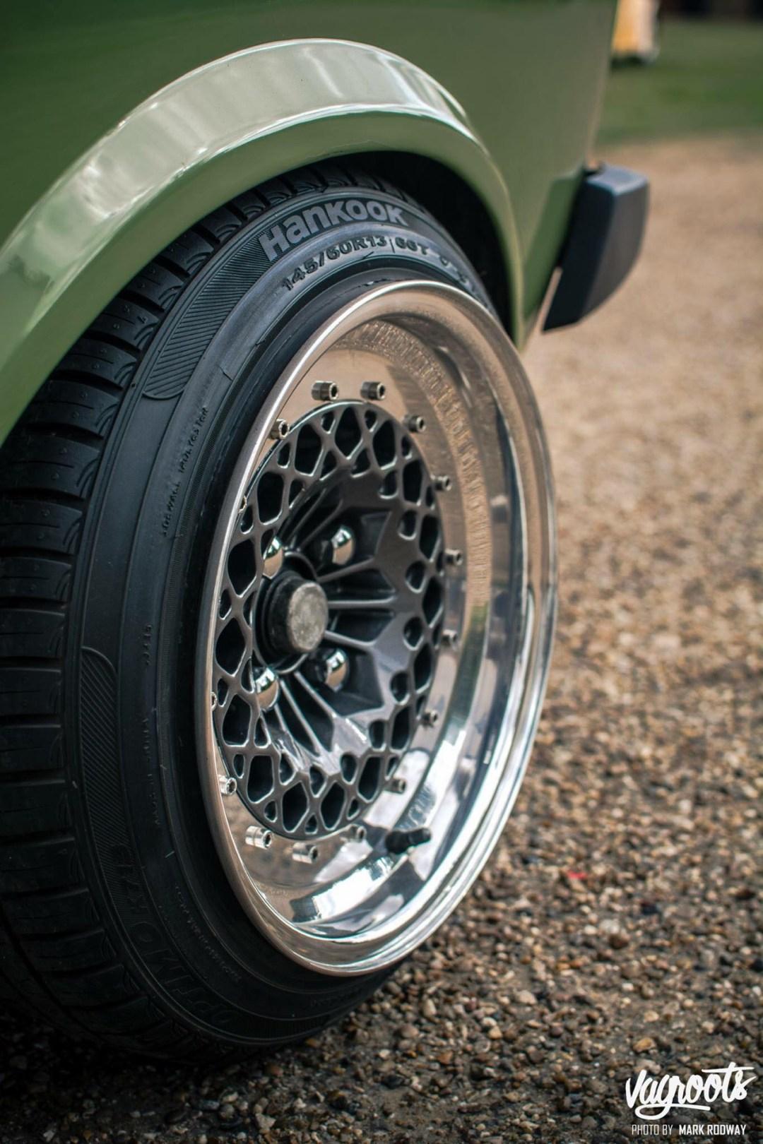 '75 VW Polo... La fourmi prend sa revanche ! 34