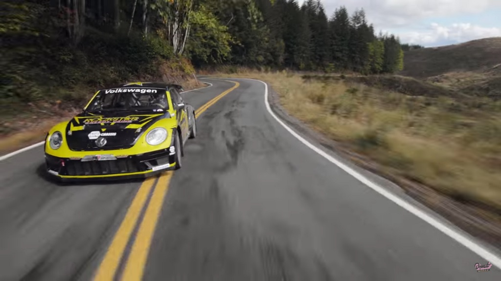 Tanner Foust Hits The Road ! 20